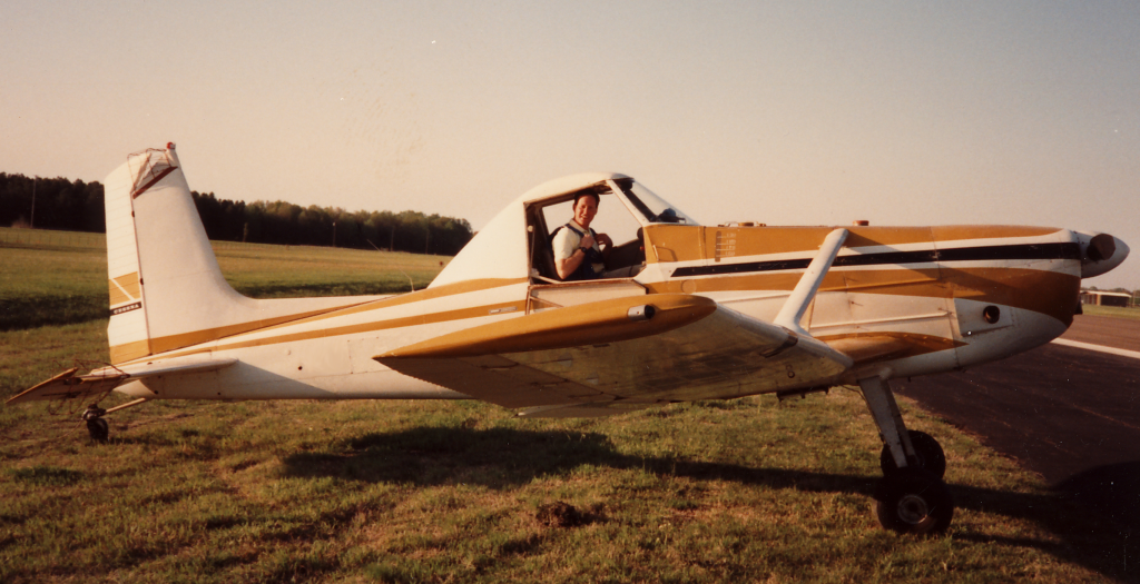 Cessna C-188 Agwagon.